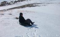 Tutmaç'ta Kış ve Kızak Keyfi